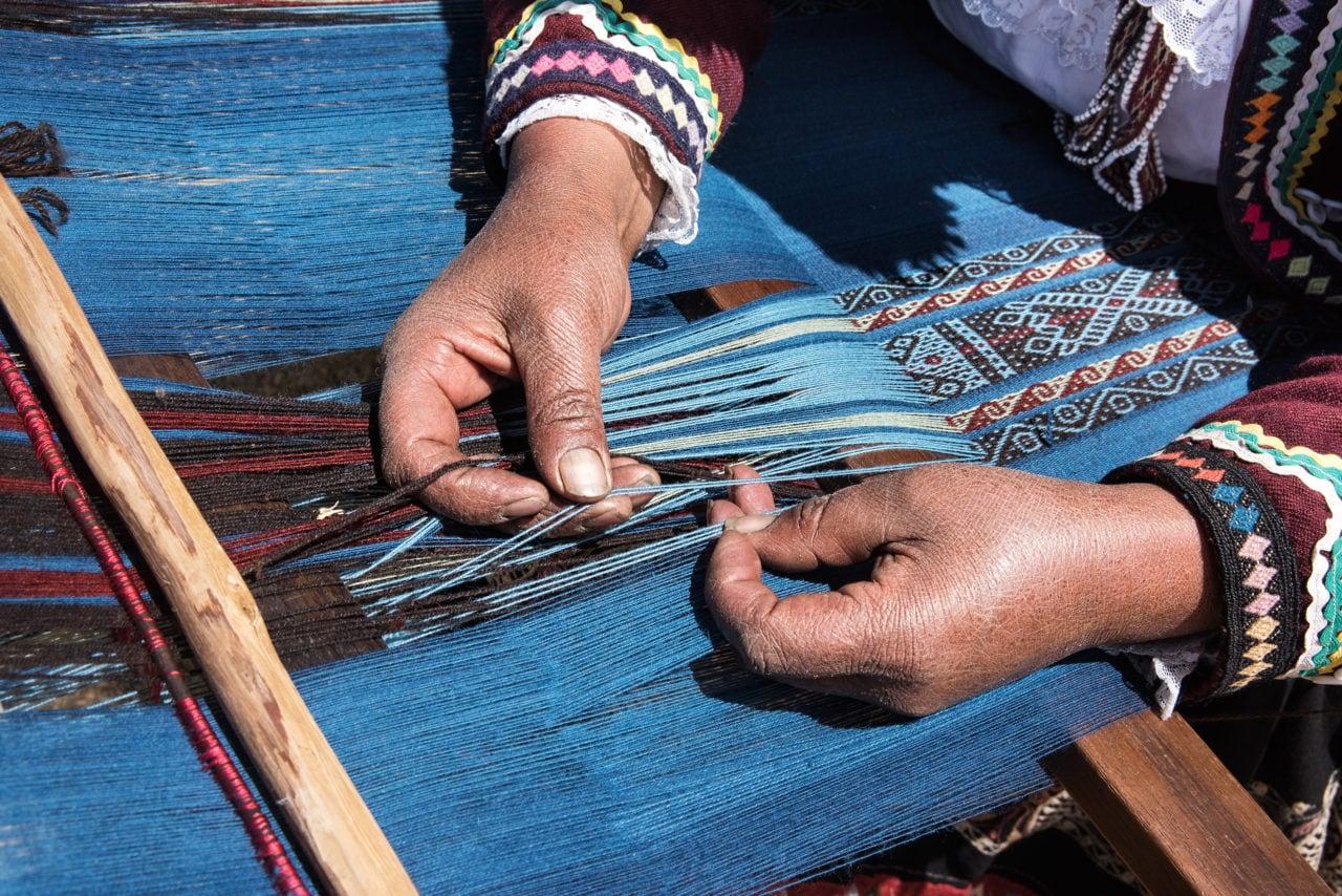 Chahuaytire — Centro de Textiles Tradicionales Del Cusco, Peru (CTTC)