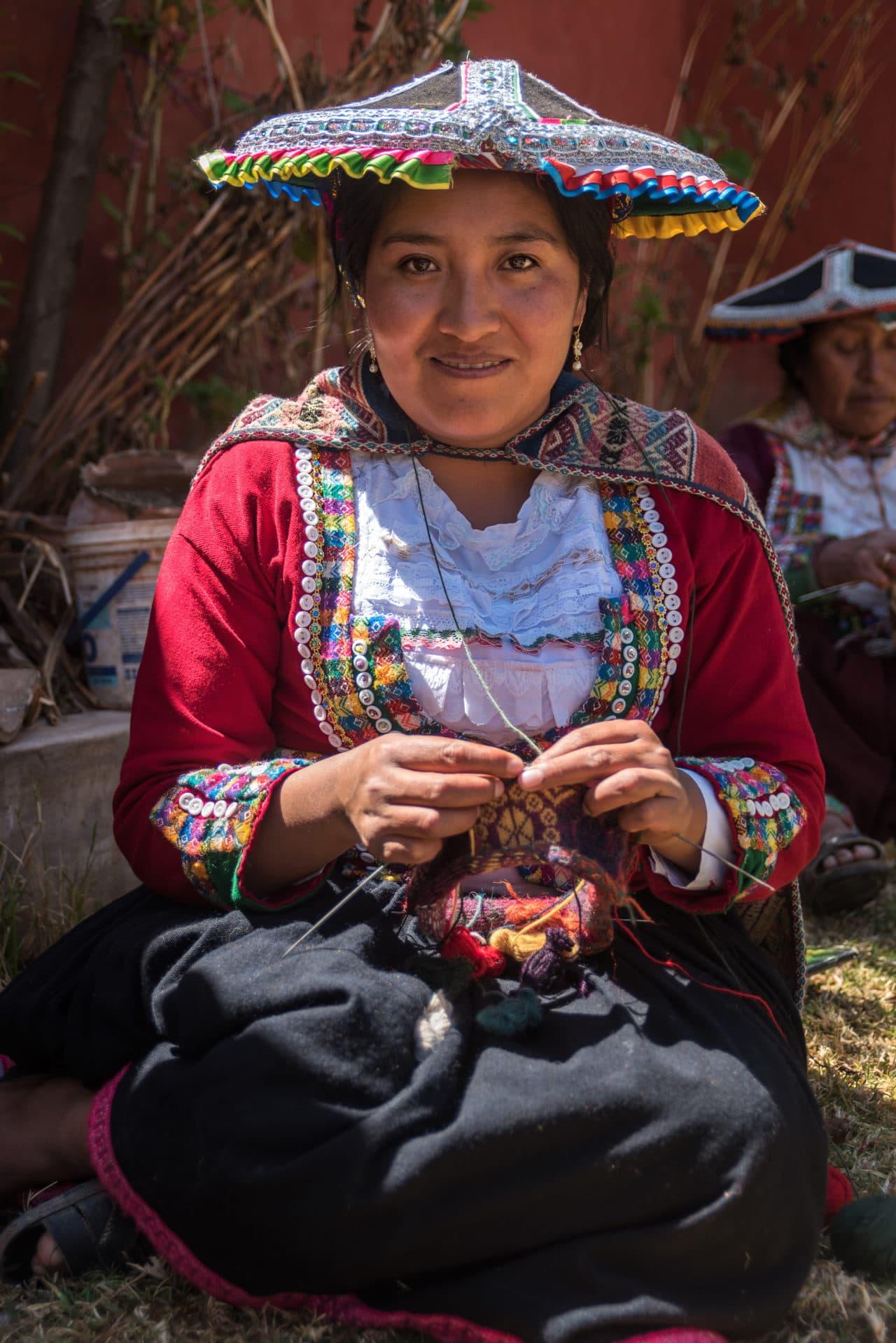 Pitumarca — Centro de Textiles Tradicionales Del Cusco, Peru (CTTC)
